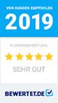 Bewertet Auszeichnung 2019